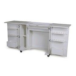 Bandicoot II Cabinet-White