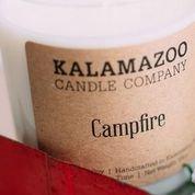 Campfire Tin - Kalamazoo Candle