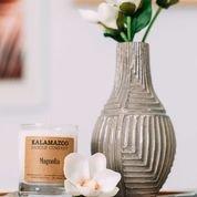 Magnolia Tin - Kalamazoo Candle