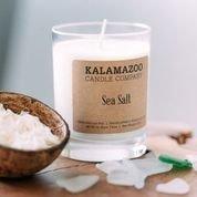 Sea Salt Tin - Kalamazoo Candle