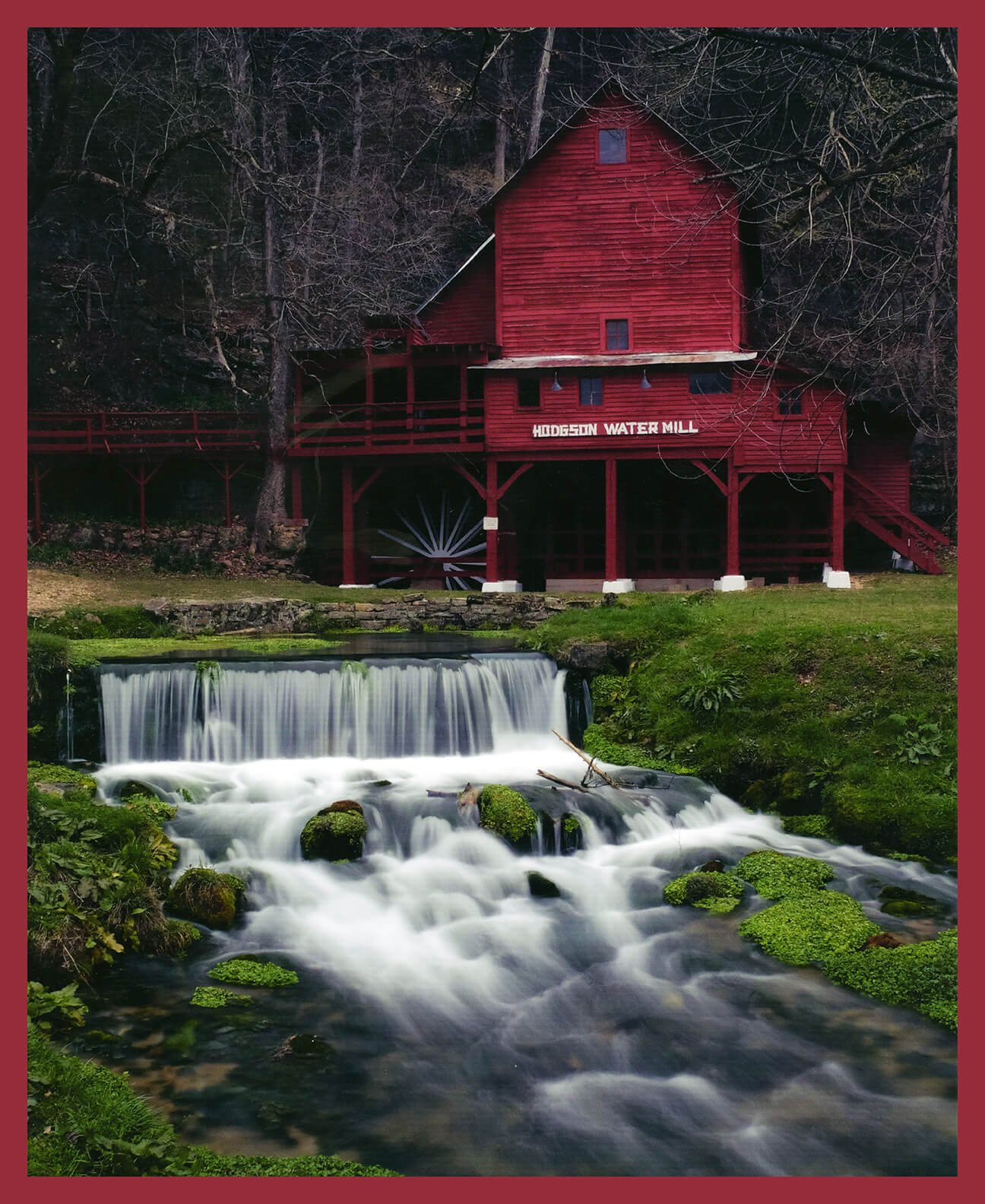 Hodgson Water Mill ***PREORDER***