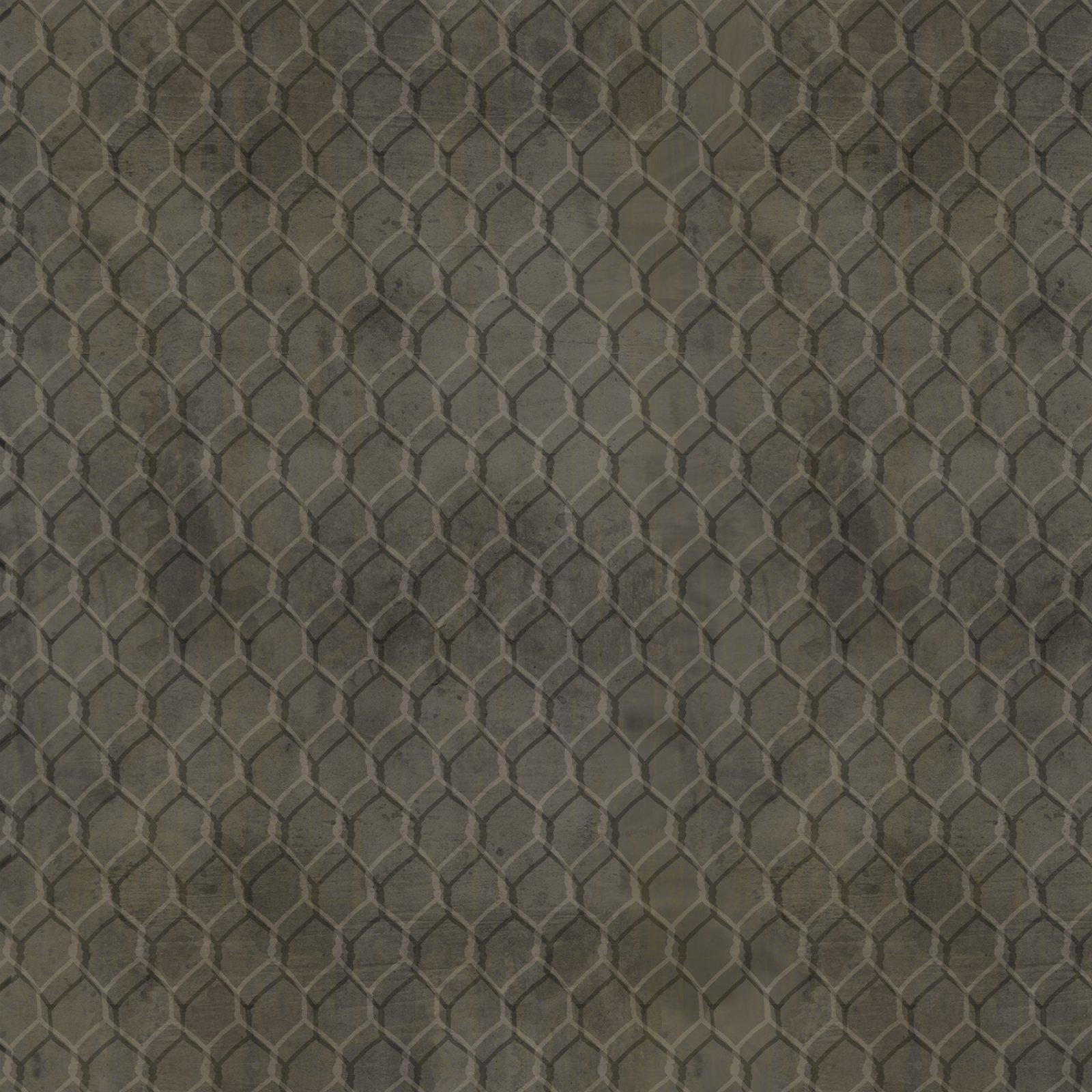 Bee Sweet Honeycomb Allover