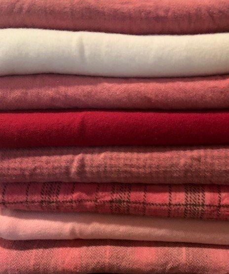 Be My Valentine Wool Bundle 10 x 10
