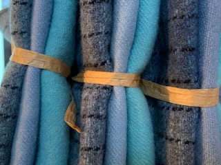 Blue Wool Bundle