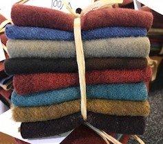 Cabin Fever Wool Bundle 4 x 10