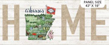My Home State Arkansas