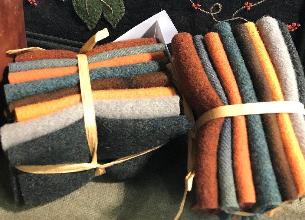 Pumpkin Spice Wool Bundle 4 x 10