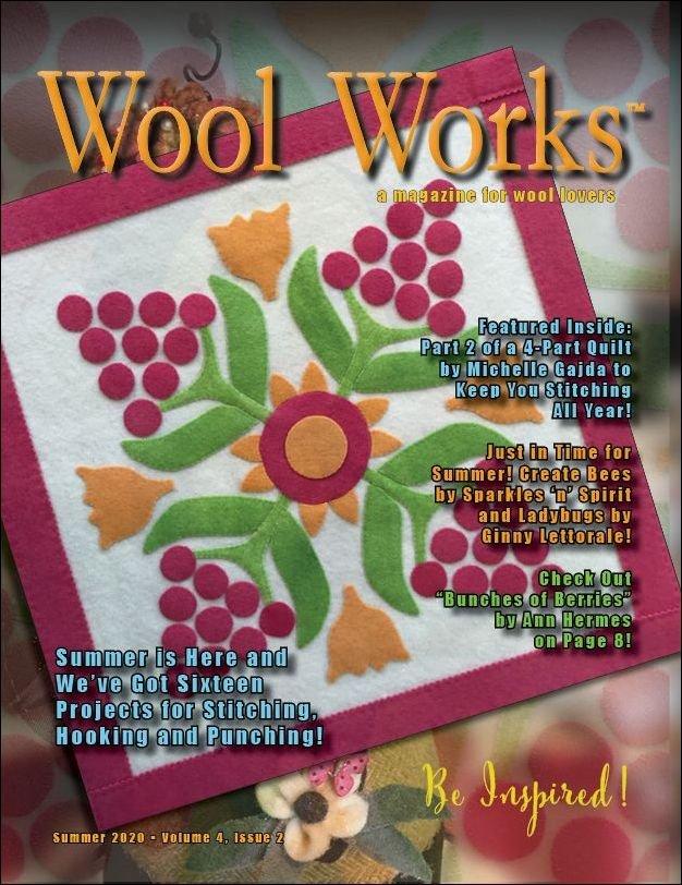 Wool Works Magazine-Summer 2020