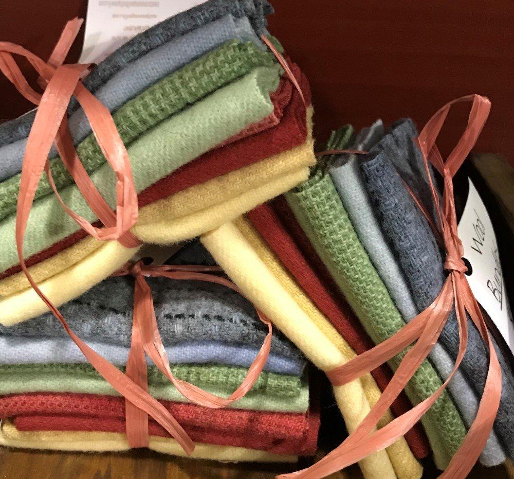 Summertime Wool Bundle 4 x 10