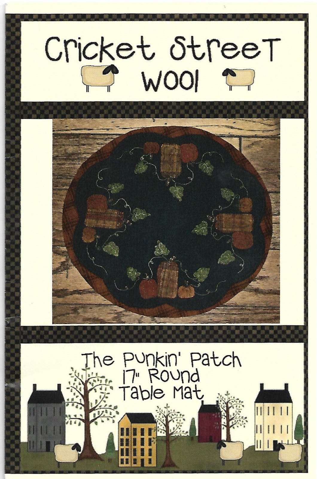 The Punkin' Patch---KIT