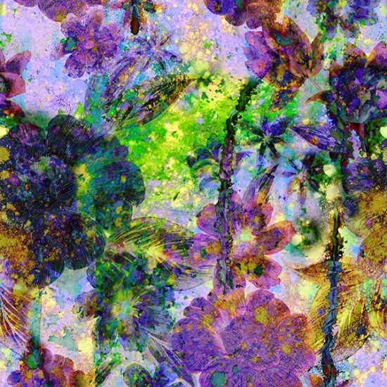 Hoffman Spectrum Digital Through The Lens Purple Haze