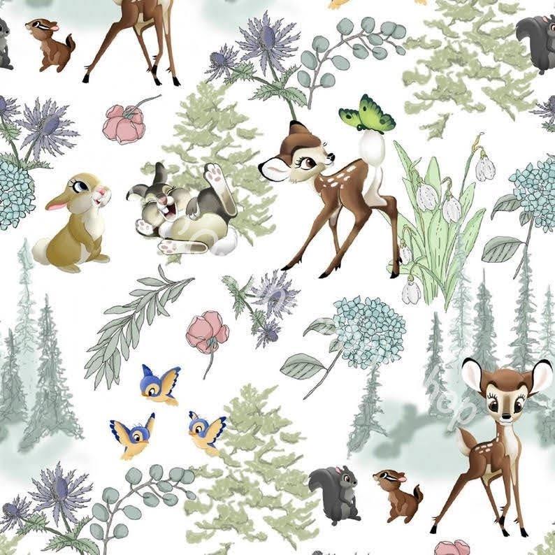 Spring Creative Disney Bambi & Friends