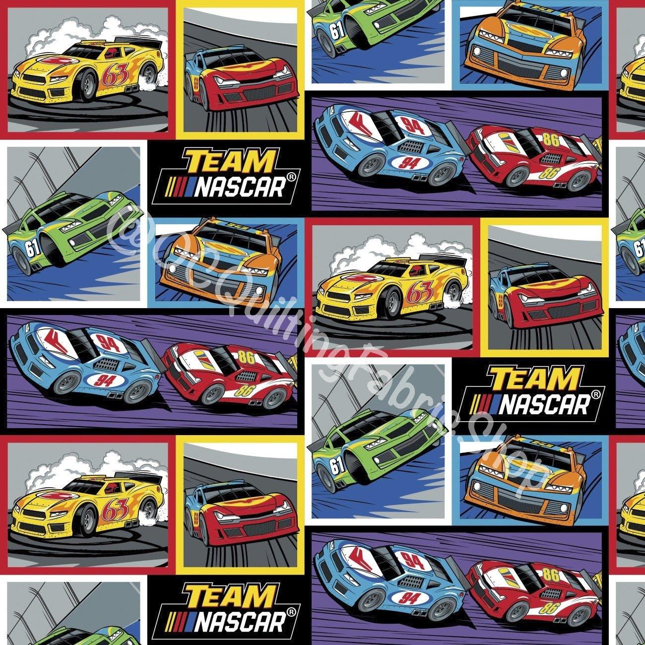 Camelot Nascar Racing Blocks Multi