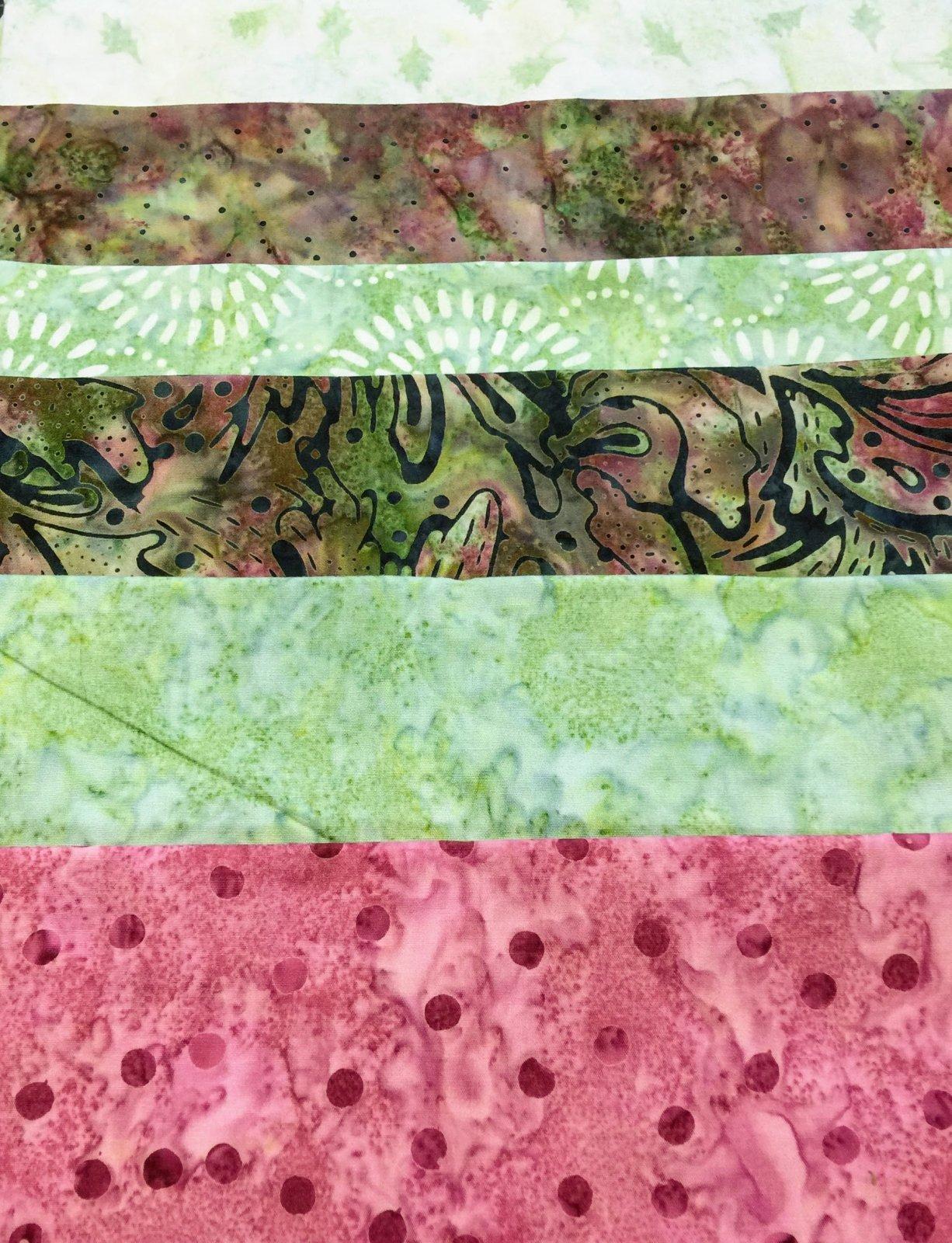 Batik Textile Starter Bundle