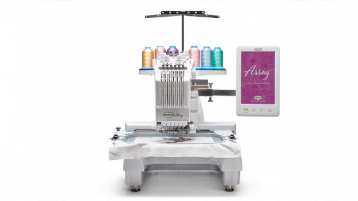 Babylock Array 6 Needle Embroidery Machine