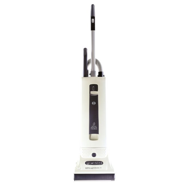 Sebo Automatic X4 Boost Upright Vacuum Arctic White