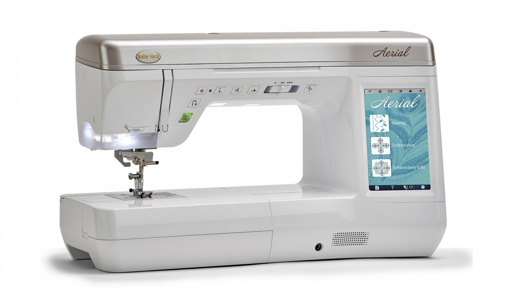 Babylock Aerial Sewing/Embroidery Machine