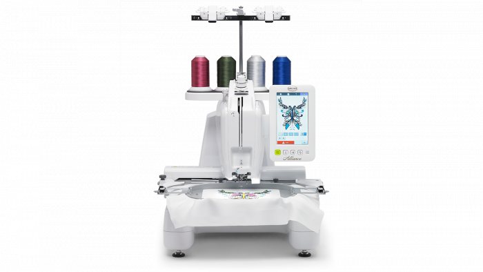 Babylock Alliance Embroidery Machine
