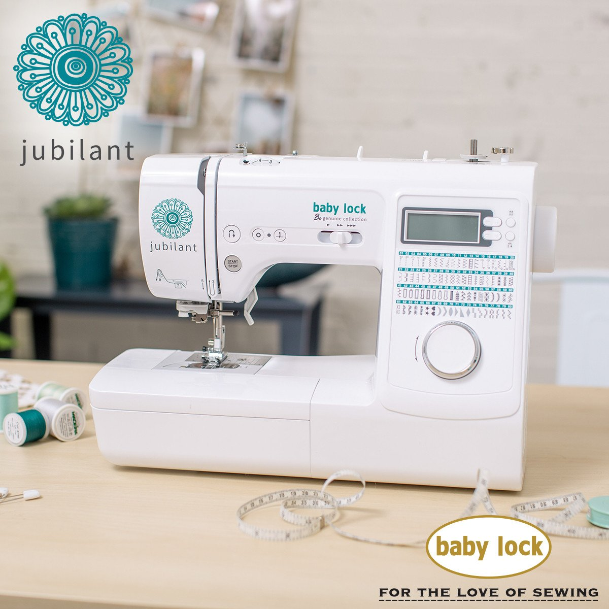 Babylock Jubilant Sewing Machine