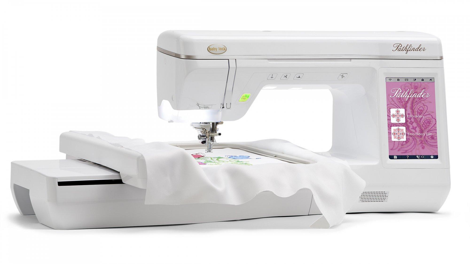 Babylock Pathfinder Embroidery Machine