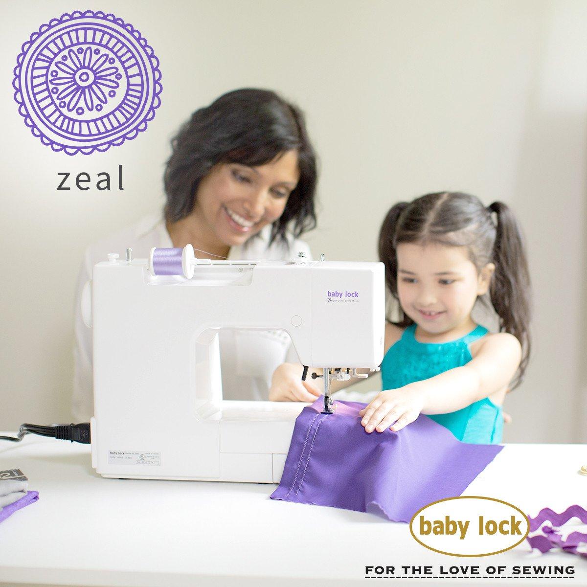Babylock Zeal Sewing Machine