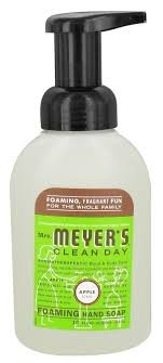 Mrs. Meyer's Foaming Hand Soap - Apple
