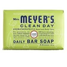 Mrs. Meyer's Soap Bar - Lemon Verbena