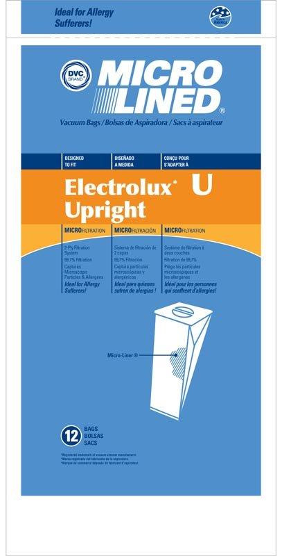 DVC Electrolux U Discvry II Epic Bags 12pk