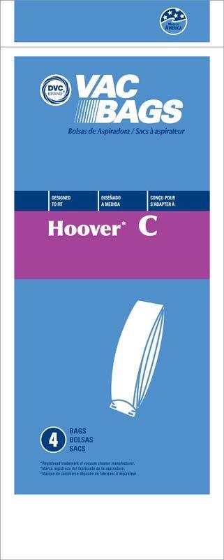 DVC Hoover C Bag 4pk