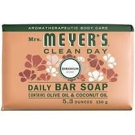 Mrs. Meyer's Soap Bar - Geranium