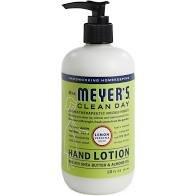 Mrs. Meyer's Hand Lotion - Lemon Verbena