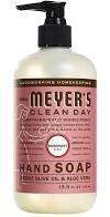 Mrs. Meyer's Liquid Hand Soap - Rosemary
