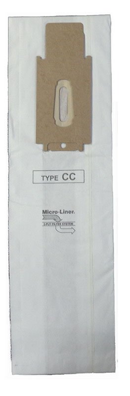 DVC Oreck CC Upright Microlined Bags 8pk