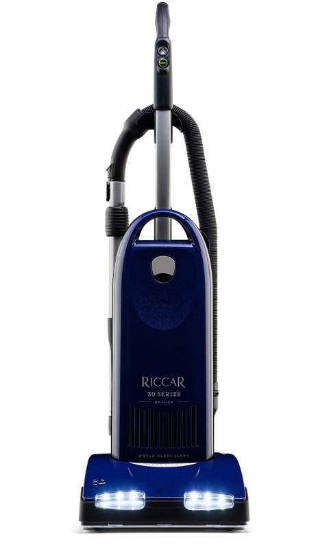 Riccar R30DNew Body Brilliance Deluxe Tandem Vacuum