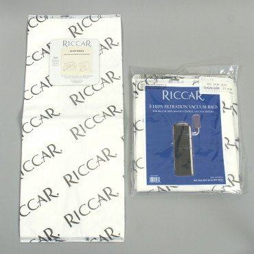 Riccar Central Vac Bags 3pk