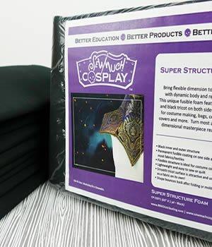 RNK Cosplay Super Structure Foam- 60