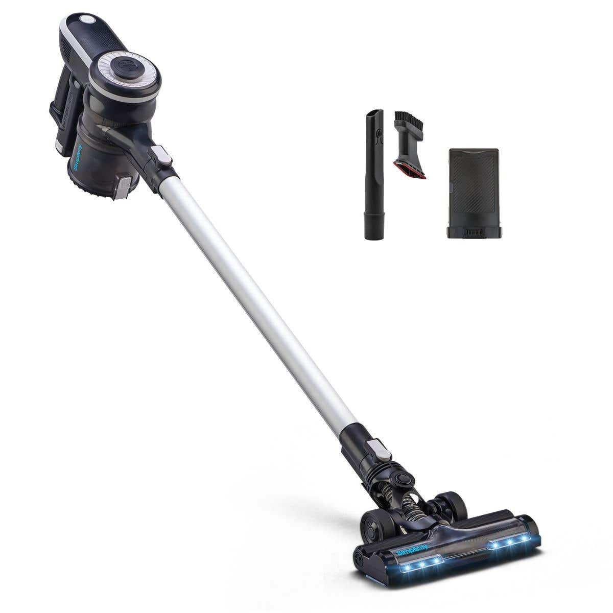 Simplicity S65S Standard Cordless Multi-Use Vacuum