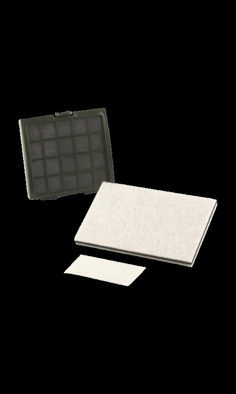 Riccar Brilliance BRLP HEPA Media & Electrostatic/Charcoal Filter Set