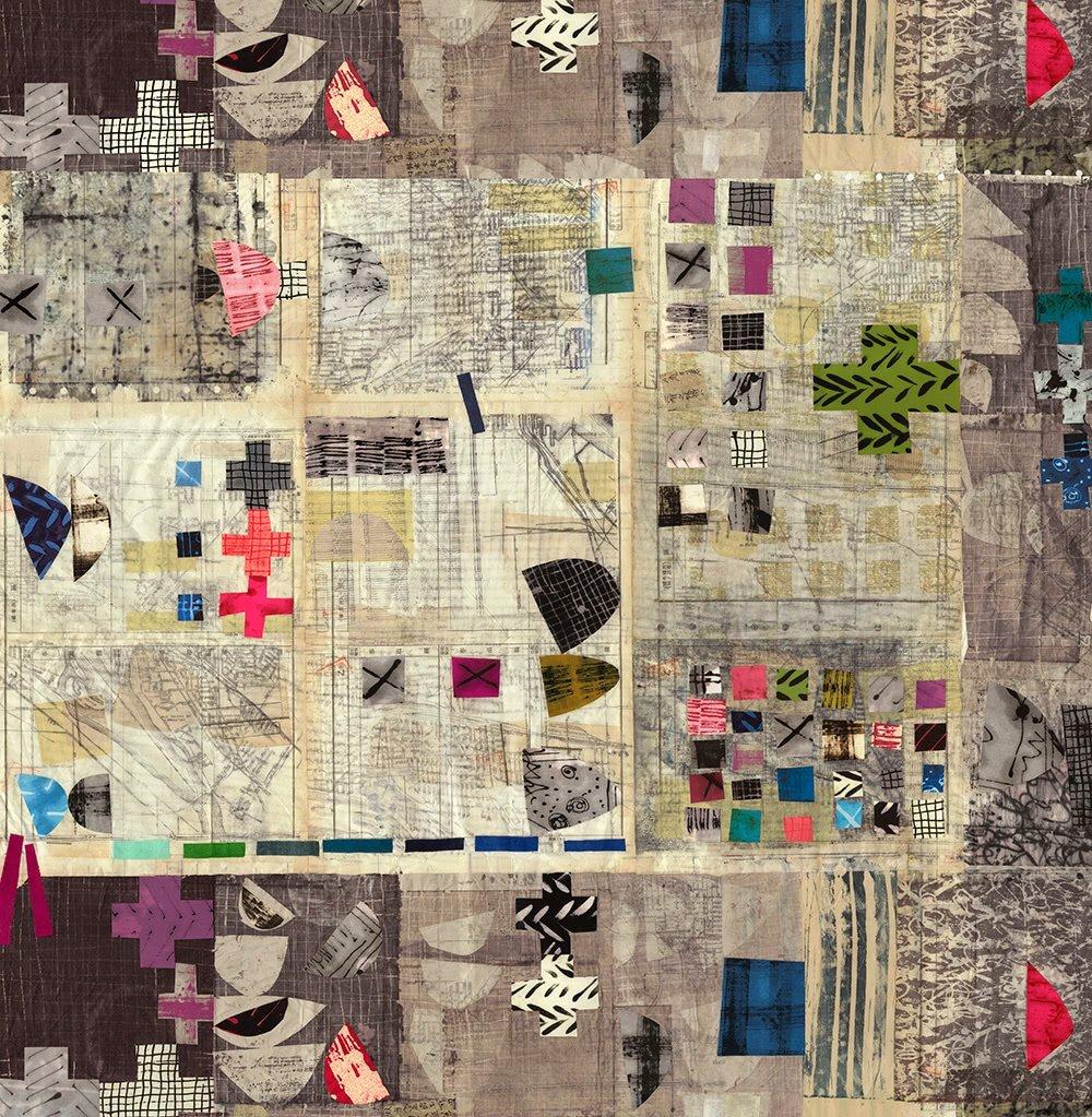 Marcia Derse - Treasure Hunt - 100% Cotton - Windham 43184P X