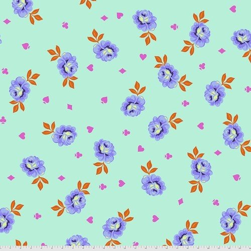 Curiouser & Curiouser - Tula Pink - 108 WIDE BACKING - 3 Yards - QBTP006.DAYDREAM