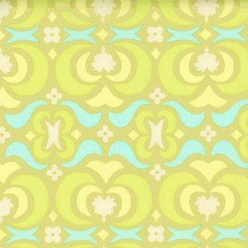 Amy Butler - Midwest Modern - Garden Maze - AB23 Lime