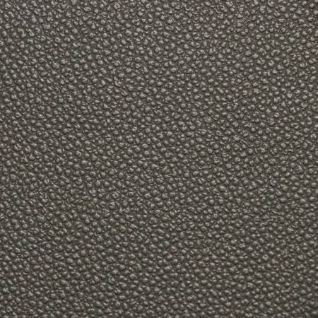 Sallie Tomato - Charcoal Pebble Faux Leather 1/2 yard