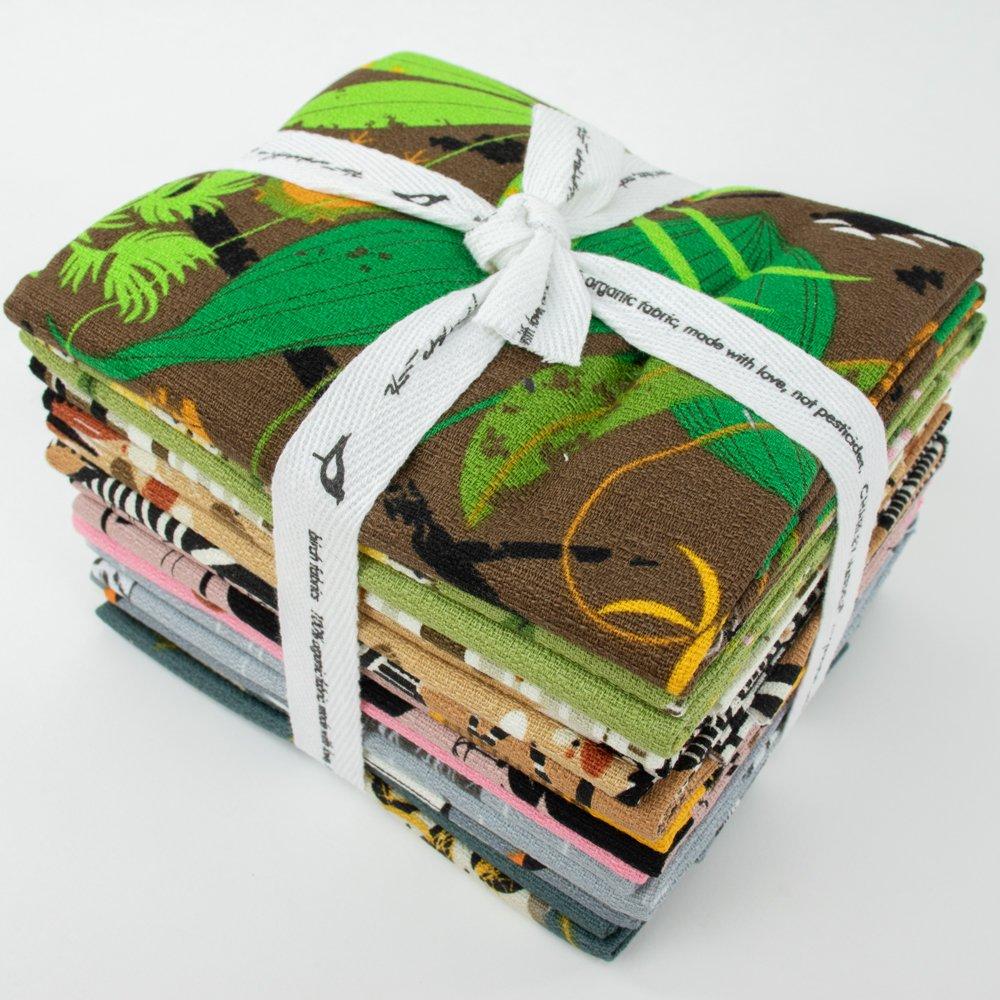 Charley Harper - Barkcloth - Fat Quarter Bundle