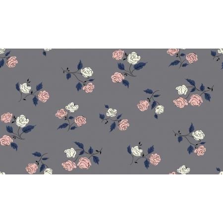 Steno Pool - Roses - Shadow - Kimberly Kight - K3065-003