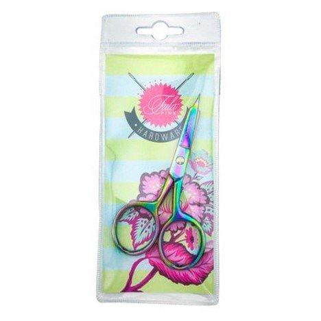 Tula Pink - Large Ring Micro Tip Scissors