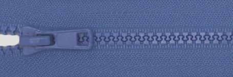 24 Seperating Zipper - Copen