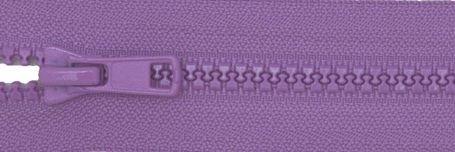 24 Seperating Zipper - Violet