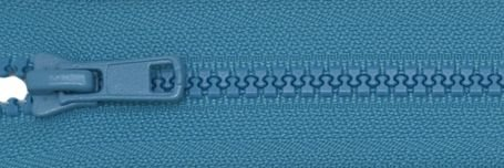 24 Seperating Zipper - Turquoise