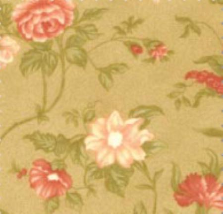 Fig Tree - Gypsp Rose - Moda Fabrics - 20090 14