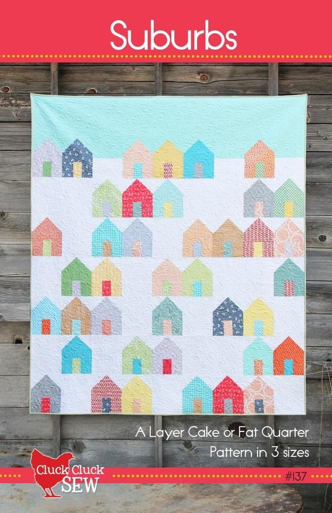 Suburbs - Quilt Pattern
